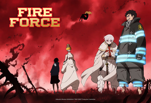 descargar fire force temporada 2