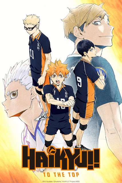 descargar haikyuu to the top 2 sub espanol