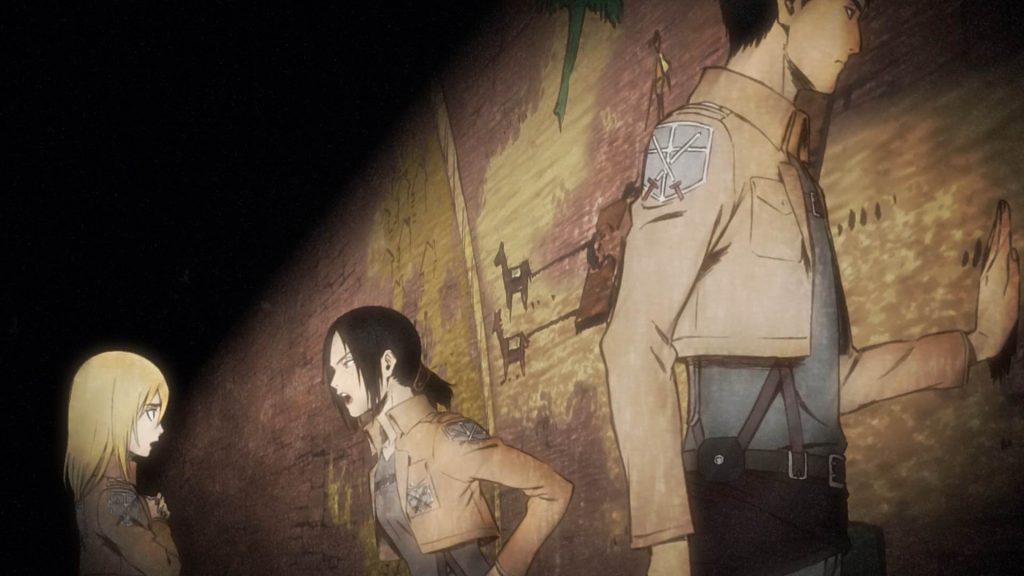 attack on titan ending creditless