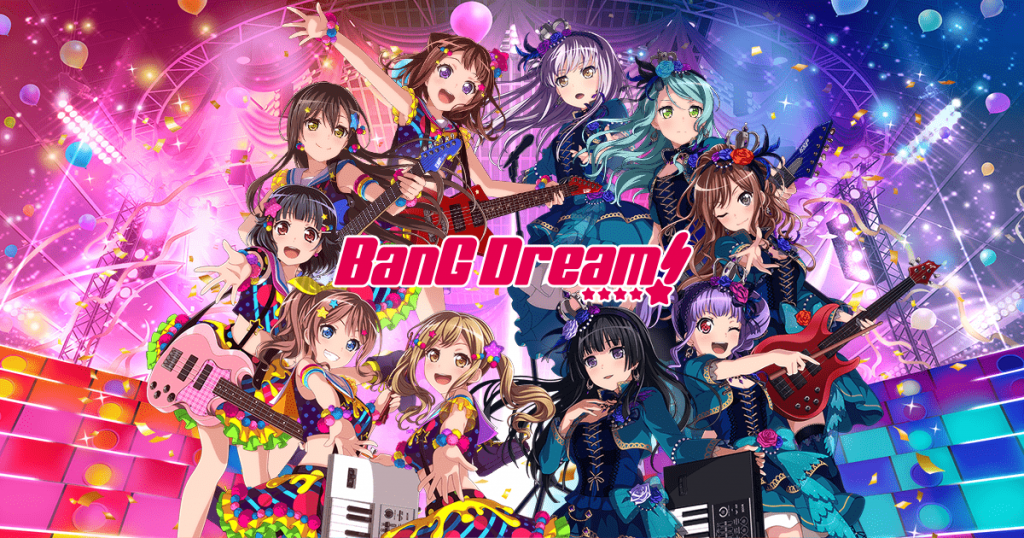 bang dream 2nd season bdrip