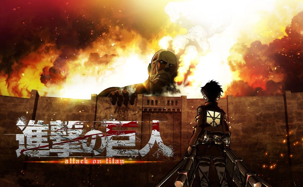 attack on titan opening ending sin creditos