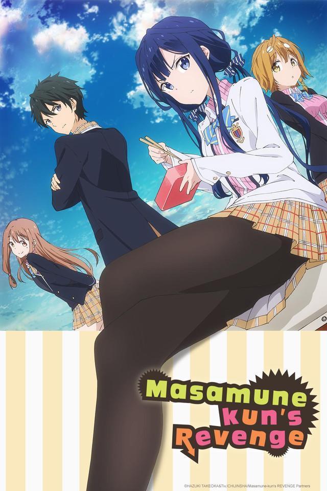 masamune-kun no revenge opening ending m4a