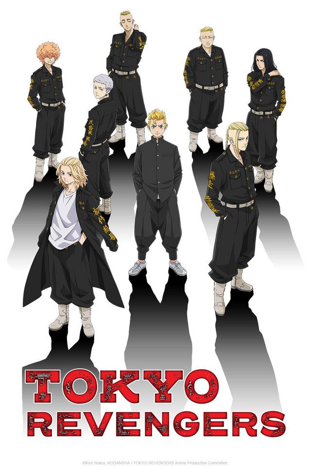 tokyo revengers sub español