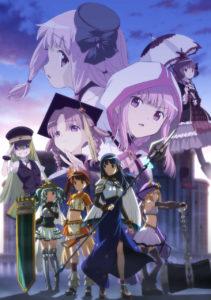Magia Record Mahou Shoujo Madoka Magica Gaiden TV 2nd Season sub espanol